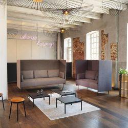 Modulare Sitzmöbel von den Kölner Designern kaschkasch