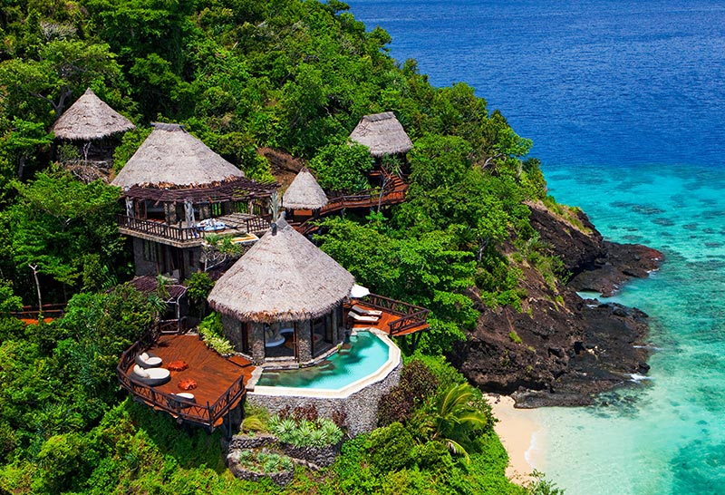 Laucala Island, Fidschi