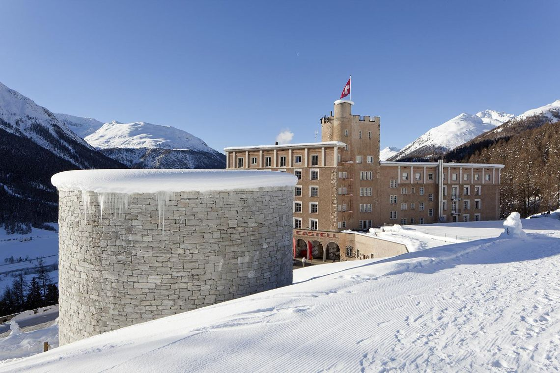 Hotel Castell im Engadin