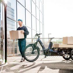 Urbane Mobilität mit dem Multi Use Bike