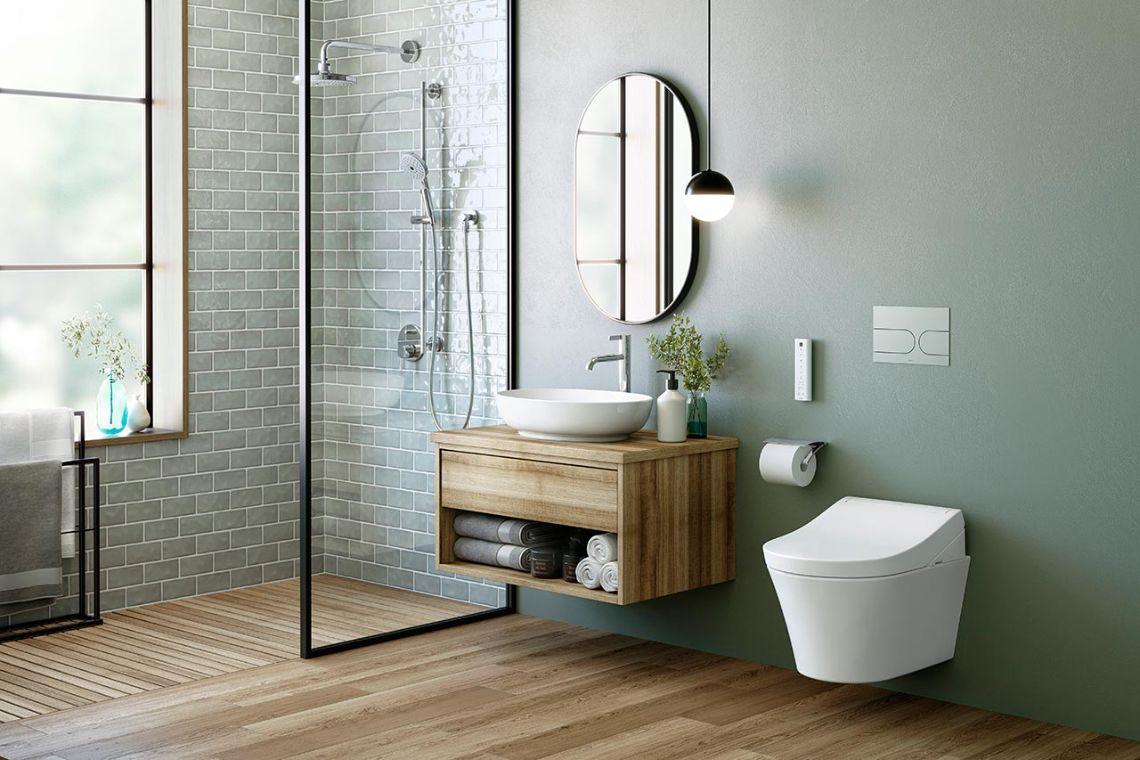 Ein neues Verständnis von Hygiene im Bad