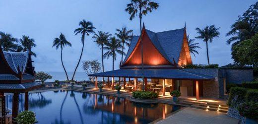 Thailand: Chiva-Som International Health Resort
