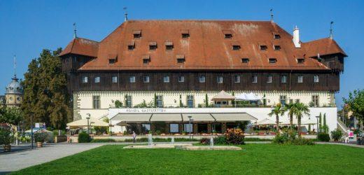 Bodensee: Ab Konstanz das schwäbische Meer erleben
