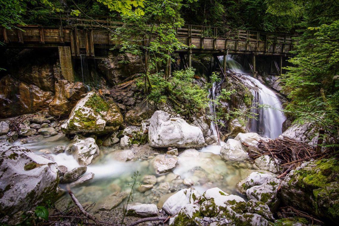 Lofer bietet die Alpenwelt auf einen Blick