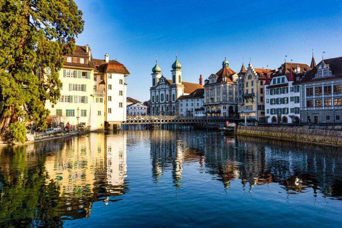 Rund um Luzern locken Erlebnisse für jeden Geschmack